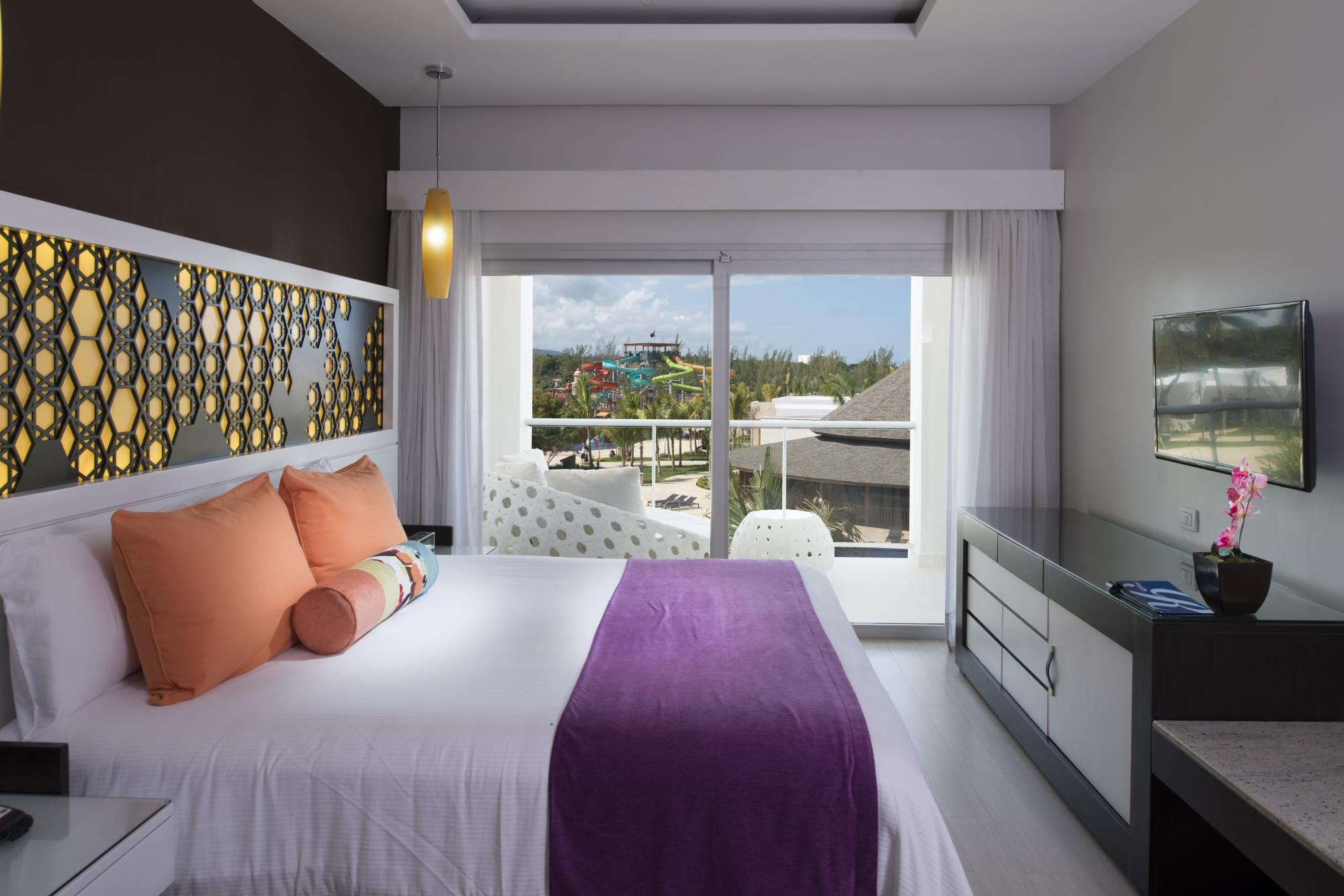 Royalton White Sands Luxury Room Size